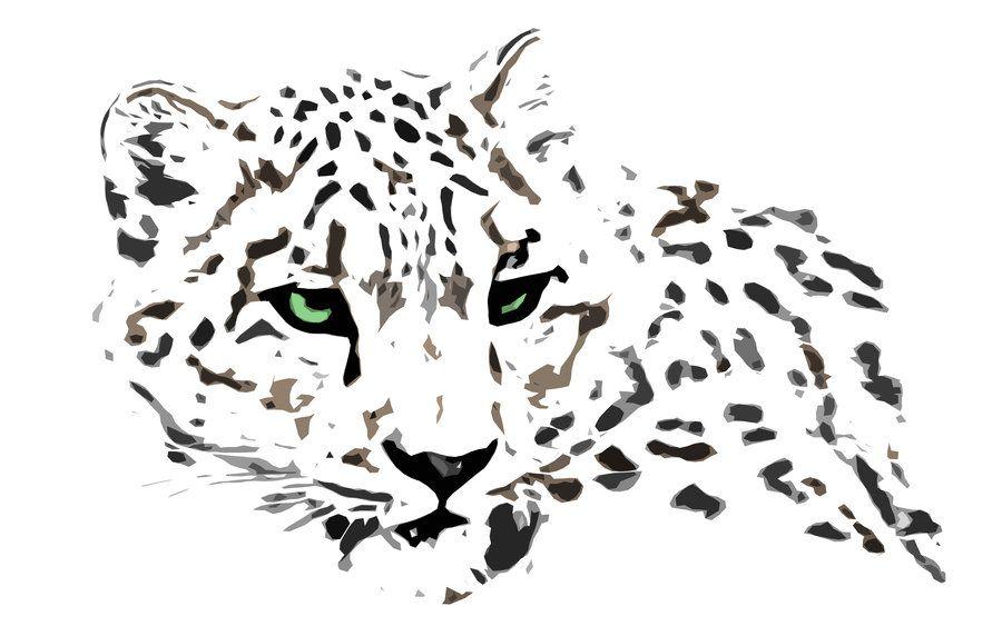 snow leopard by *kurka-designs on deviantART | Tattoo | Pinterest ...