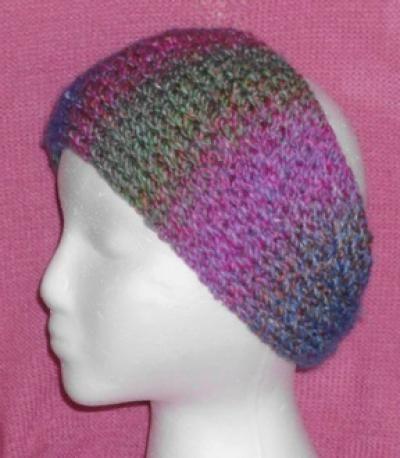 Loomknittinghatpatterns Half Hat Viva Loom Crochet