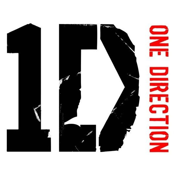 One direction flag logo