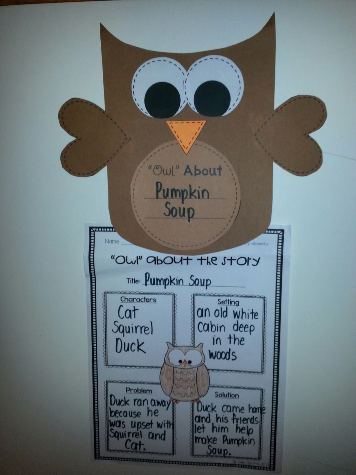 Reading Comprehension Activities For Fall
