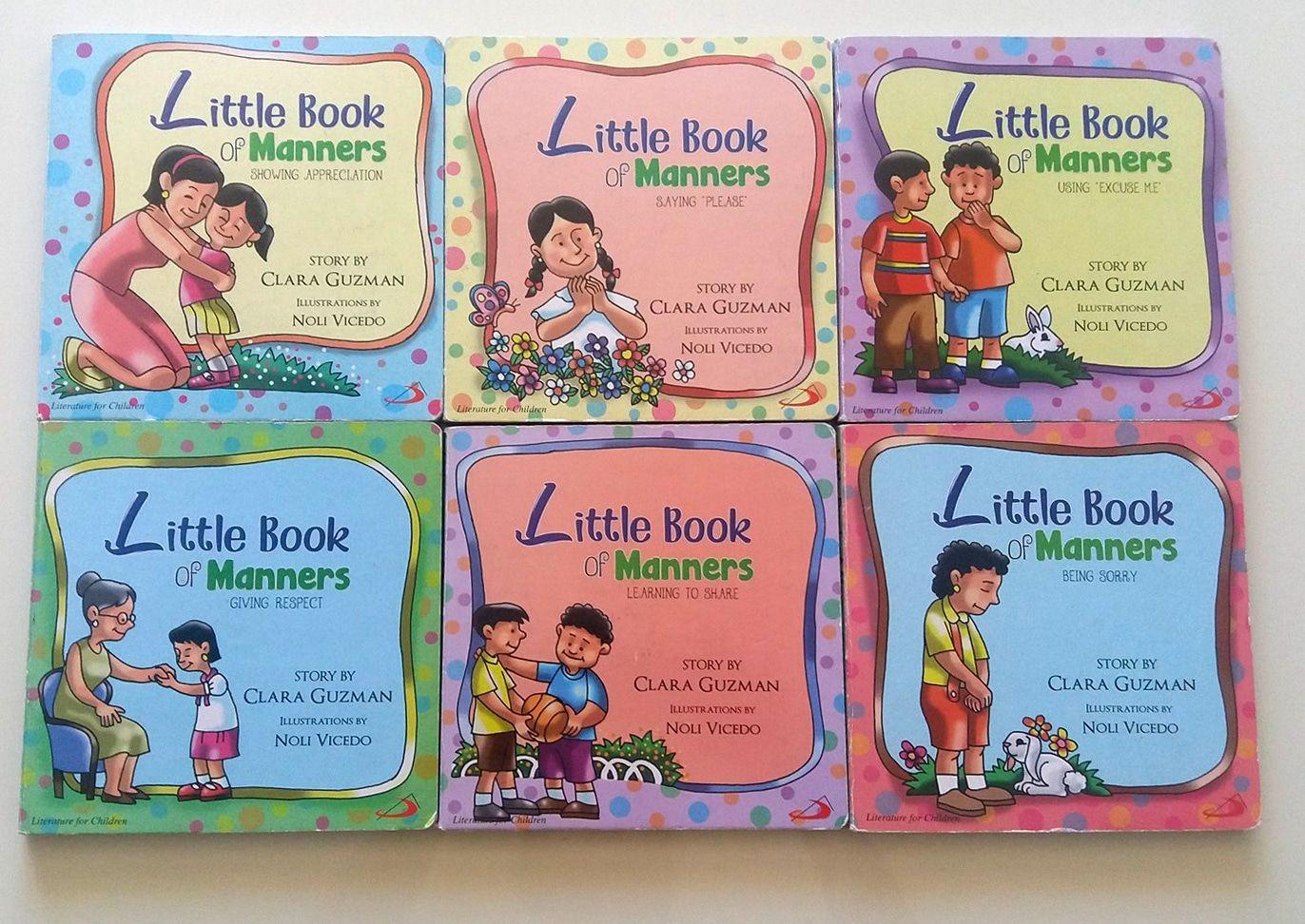 Teaching Good Manners To Children