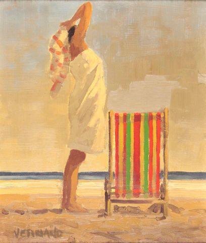 Jack Vettriano - Bather