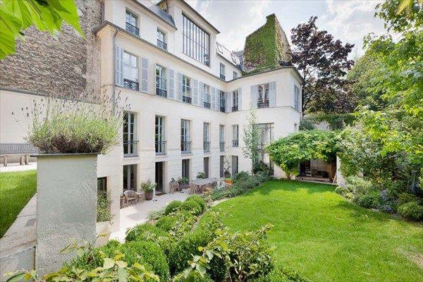H tel particulier paris vie notre dame des champs - Hotel chambre avec terrasse paris ...
