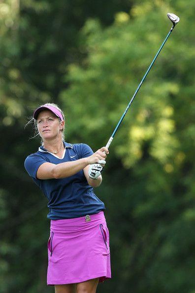 Golfer Suzann Pettersen poses nude - GoFuckYourself.com