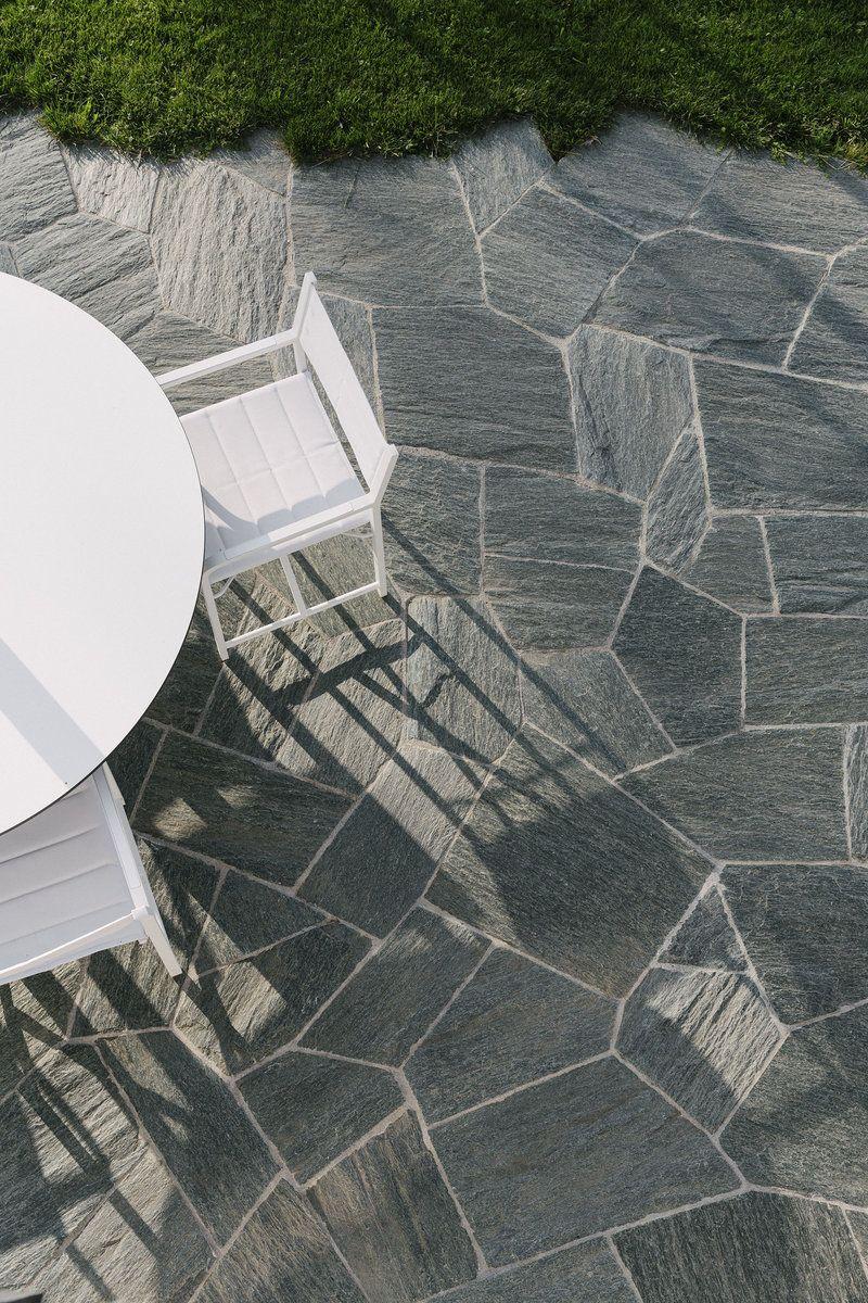 Photo of #serpentino #stone per esterni #flooring. #Naturalbeauty semplice e vera