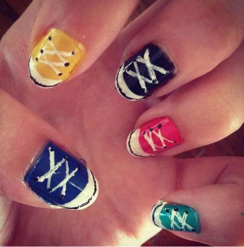 Creative nail designs for kids glitter nails pinterest sugar creative nail designs for kids nail art designs prinsesfo Images