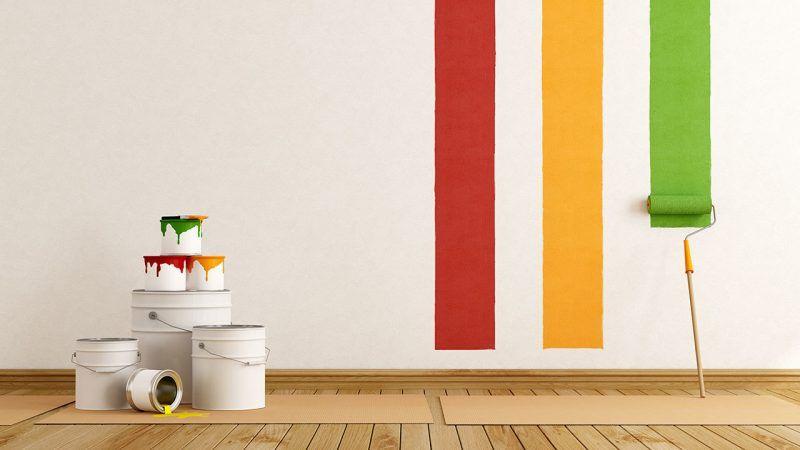Wände Richtig Streichen   Tipps Und 20 Kreative Ideen   Innendesign,  Wandverkleidung   ZENIDEEN
