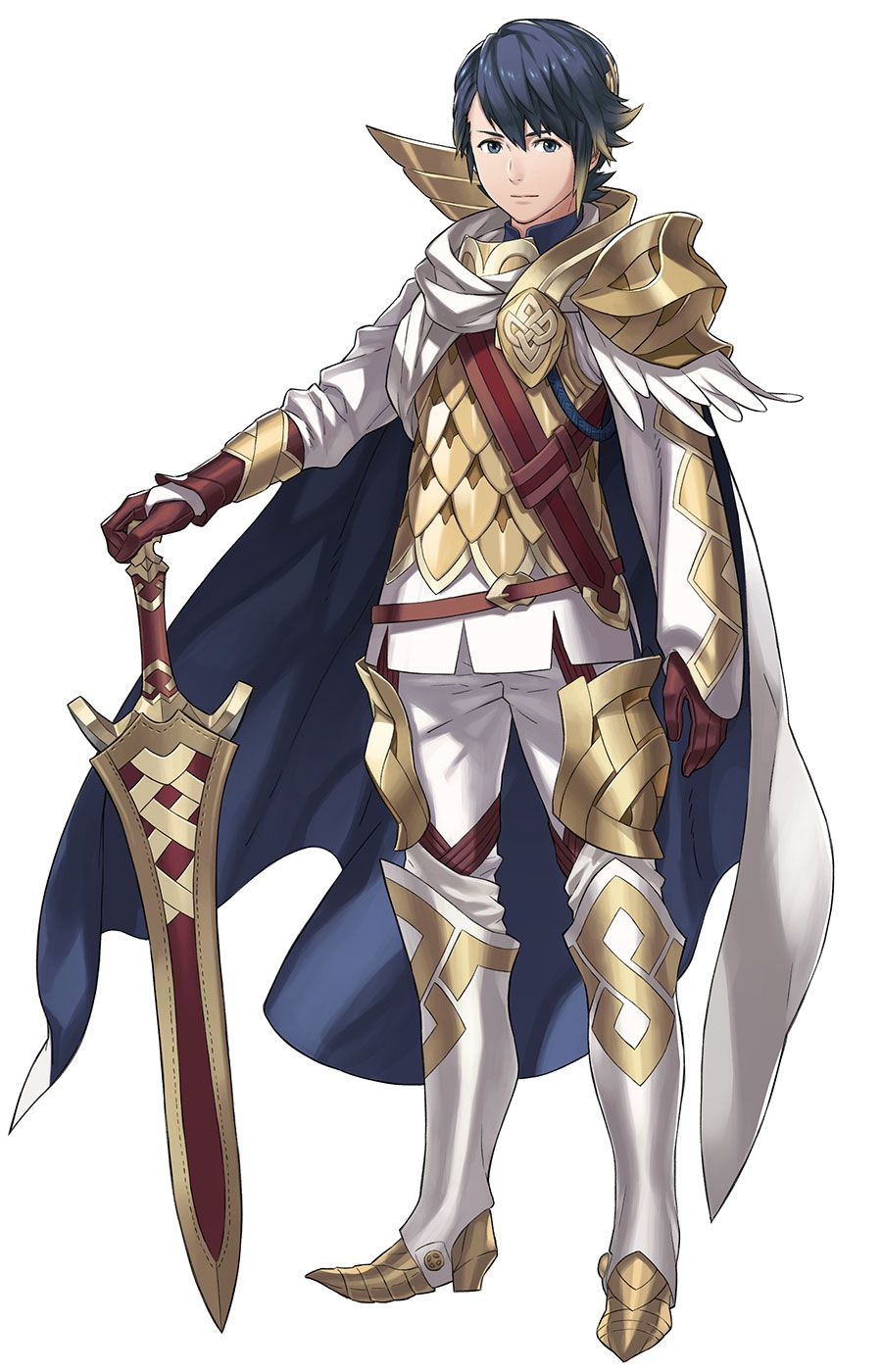 Build Niles Fe Heroes