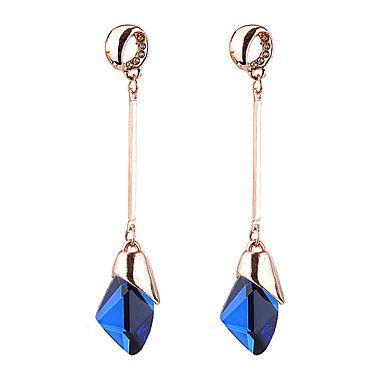Photo of Elsker disse anheng øreringer med en dyp blå touch! Perfekt å ha på seg …