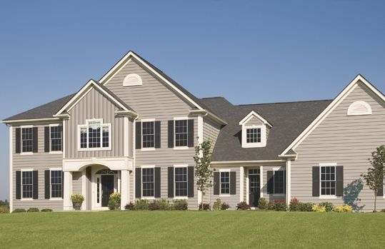 Vinyl Siding Styles Colors And Exterior Home Designs From Exterior Portfolio Siding Styles House Exterior Vinyl Siding Styles