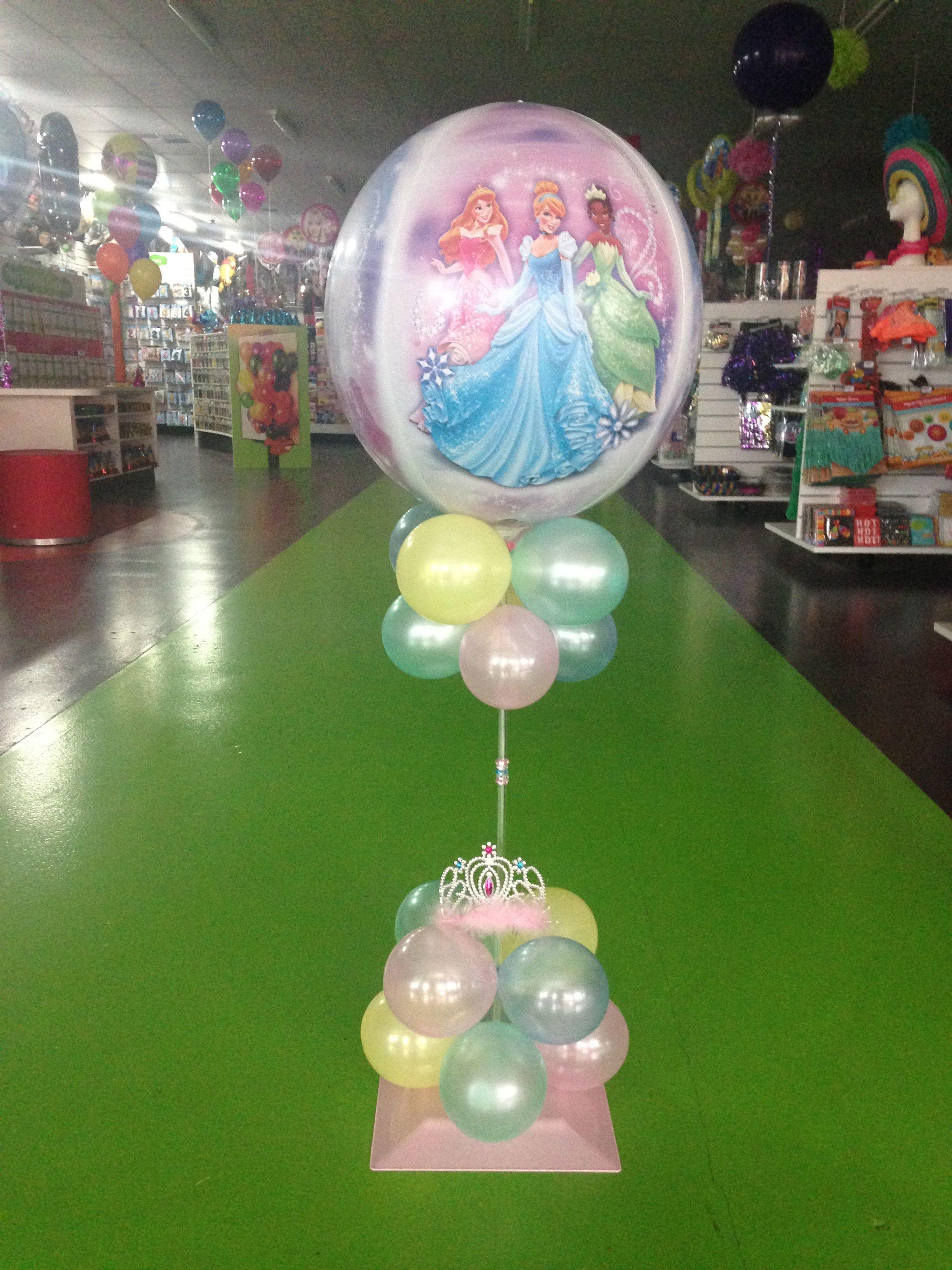 Pretty Orbz Balloon Table Centre