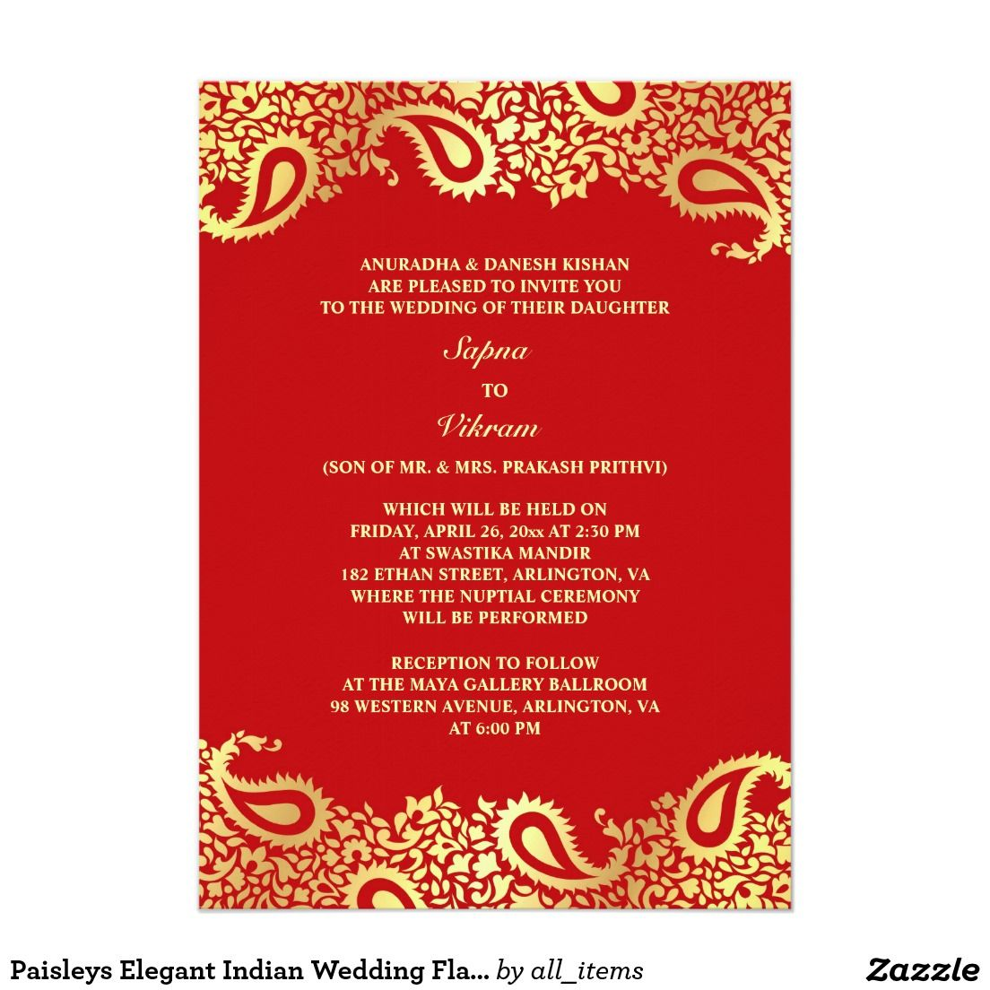 Indian Wedding Card Invitations Wedding Invitation Cards Enchanting ...