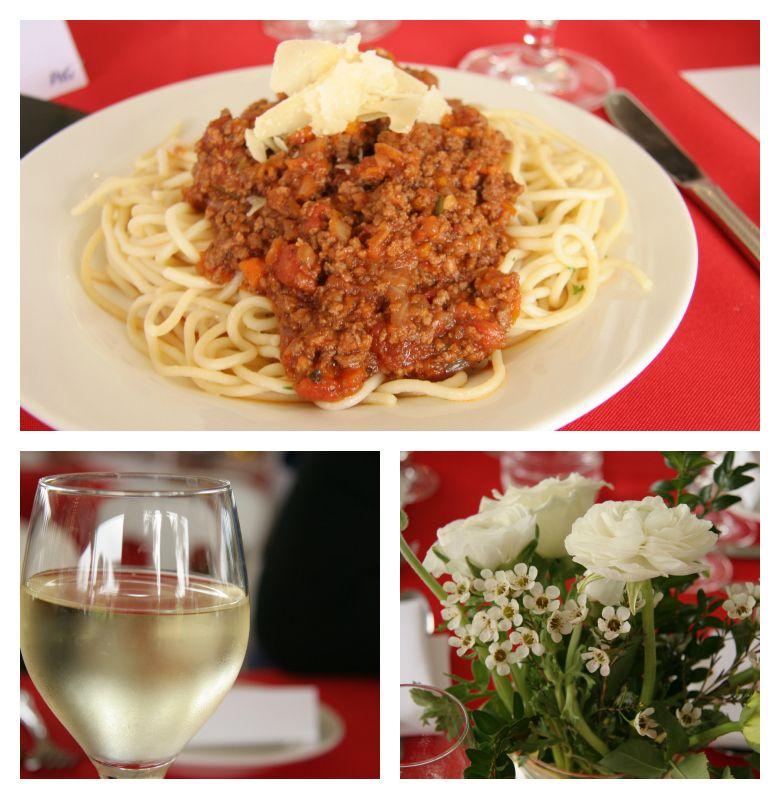 Ben O'Donoghue's Spaghetti Bolognaise
