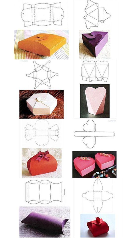 Cajas regalo para navidad box - Envolver regalos de forma original ...