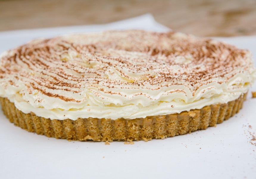 Recipe for Cafe Sopra's Banoffee Pie - Broadsheet Sydney