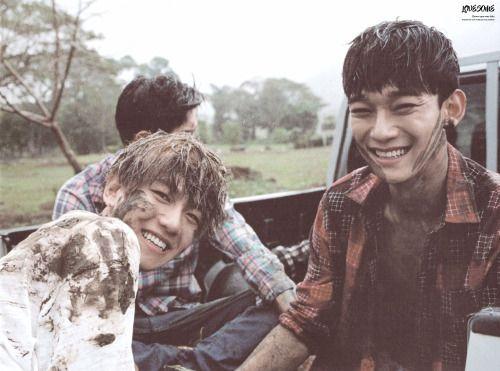 Baekhyun, Chen - 160923 Second official photobook u0027Dear Happiness - second hand k chen