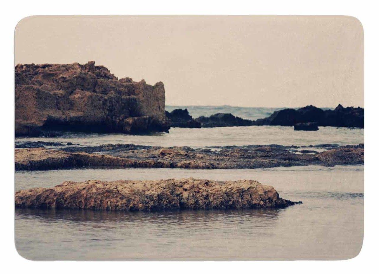 Mediterranean II by Sylvia Coomes Bath Mat