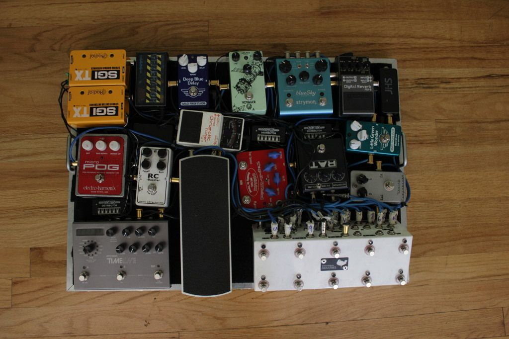 jeffrey kunde 39 s pedal board jesus culture this guy has the epitome of worship guitar tone. Black Bedroom Furniture Sets. Home Design Ideas