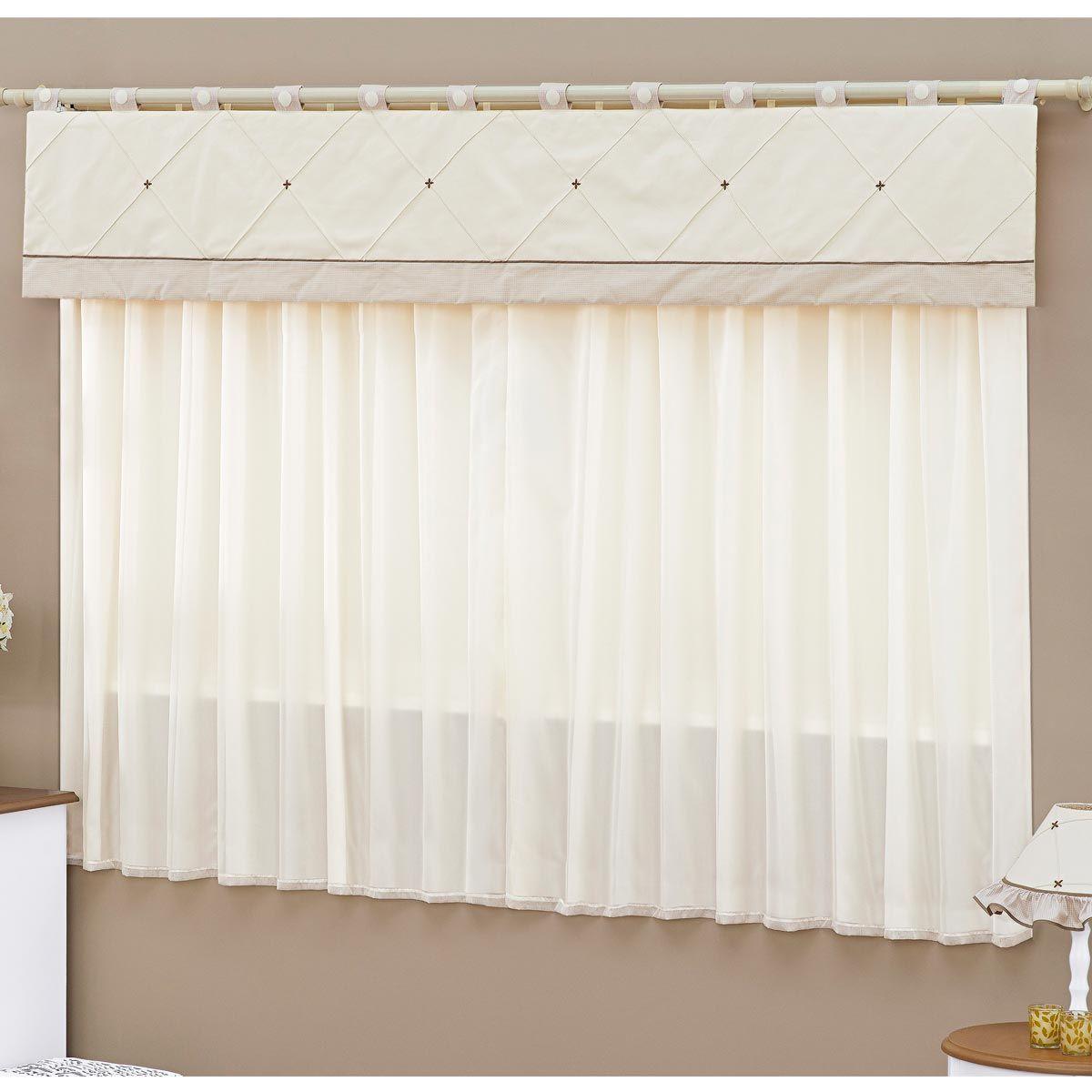 cortina de quarto de bebe - Pesquisa Google | cortinas | Pinterest