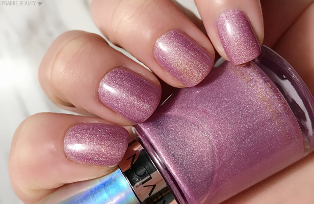 Review Revlon Holochrome Collection Holographic Polishes