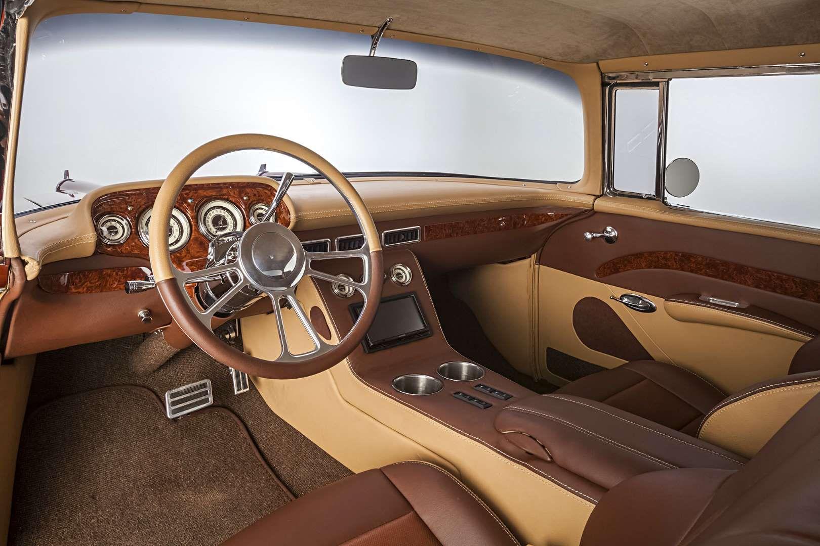 1957 Chevrolet Belair Left Interior Jorge Nunez With Images