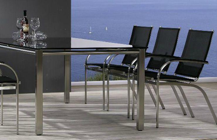 Salon de jardin aluminium moderne | À acheter | Pinterest | Salon ...
