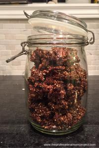 HealthyChocolate Granola