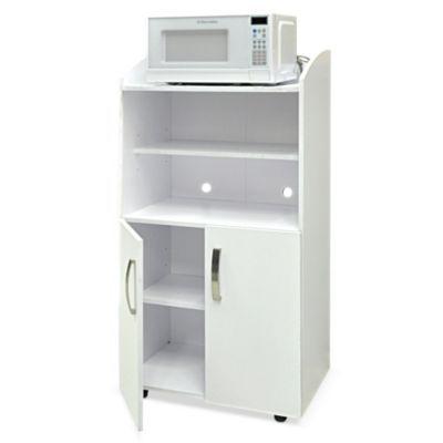 Mueble Auxiliar para Microondas King 2 Puertas 124x63x42.4 ...