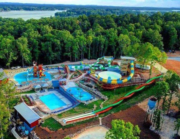 Chestnut Bay Rv Resort Camping Resort Park Resorts Water Park