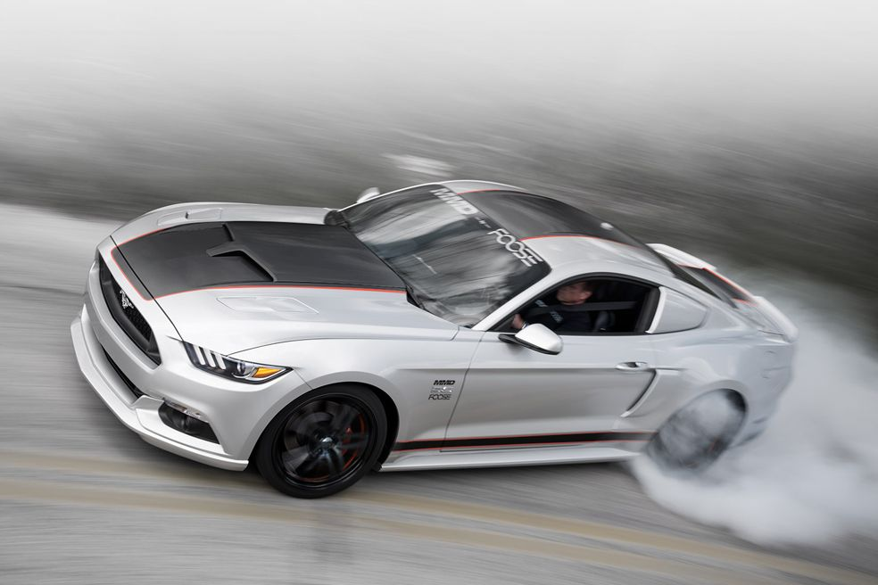 2015 Ford Mustang GT Tuned by MMD
