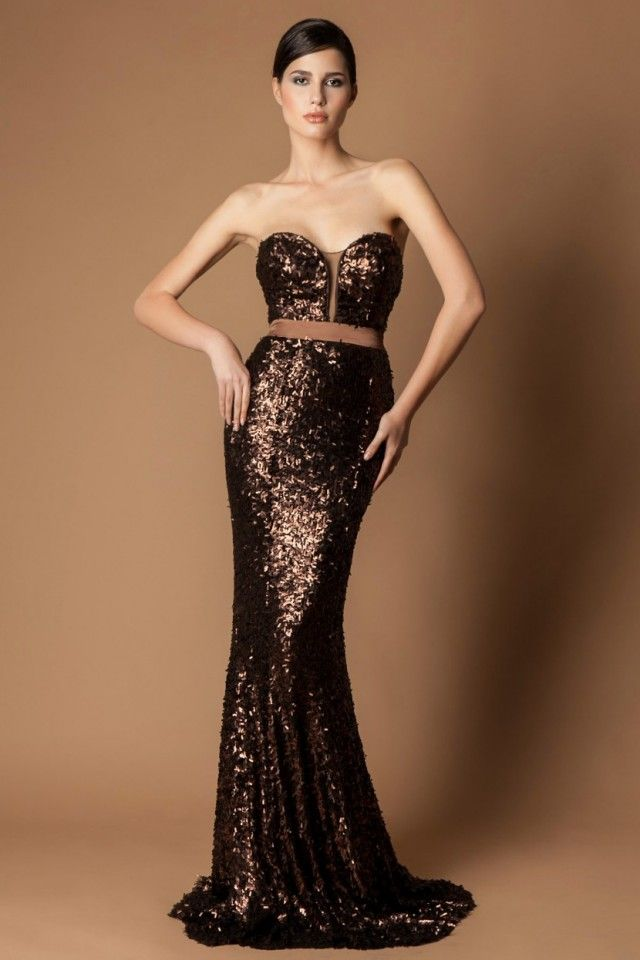 26 Wonderful Evening Gowns For Pretty Women | Haute couture ...