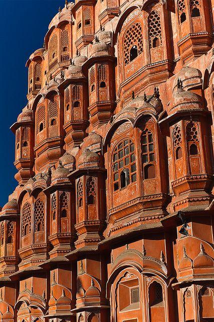 Hawa Mahal In Jaipur India India Incredible India Amazing India