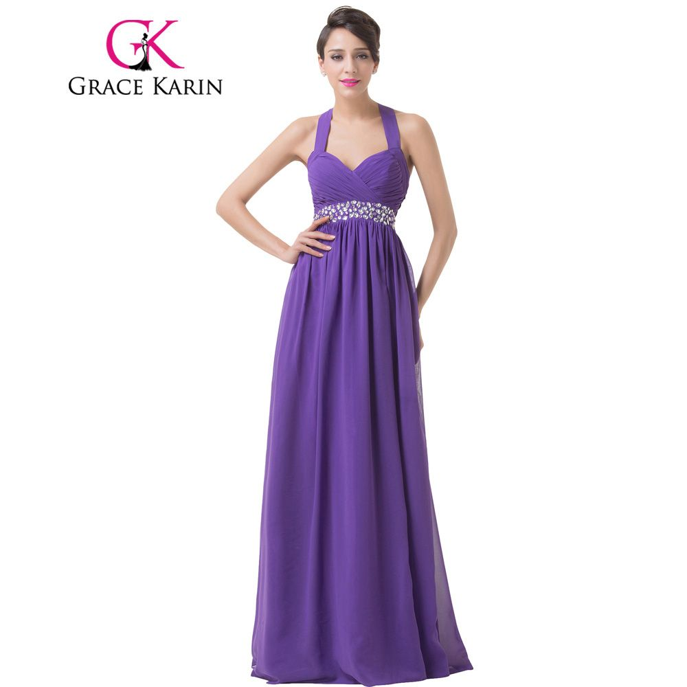 Click to Buy << Grace Karin Bridesmaid Dresses 2017 New Arrival ...