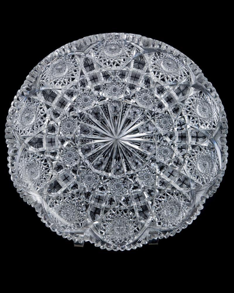 Cake Plate – Stark Museum