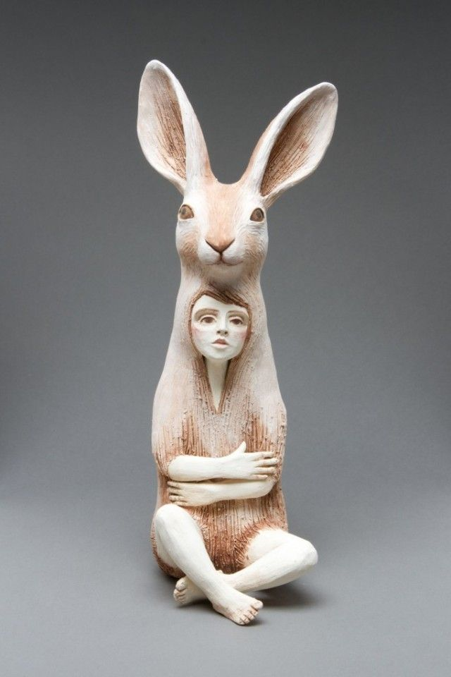 Crystal Morey Ceramic Sculptures