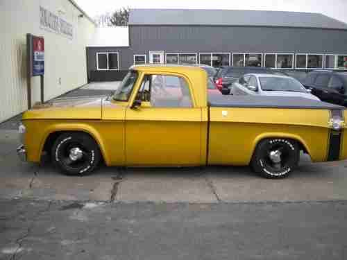 Buy New 1969 Dodge D100 In Kewanee Illinois United States Custom Trucks Trucks Classic Cars Trucks Hot Rods