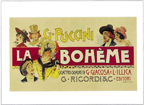 La Boheme (G.Puccini)