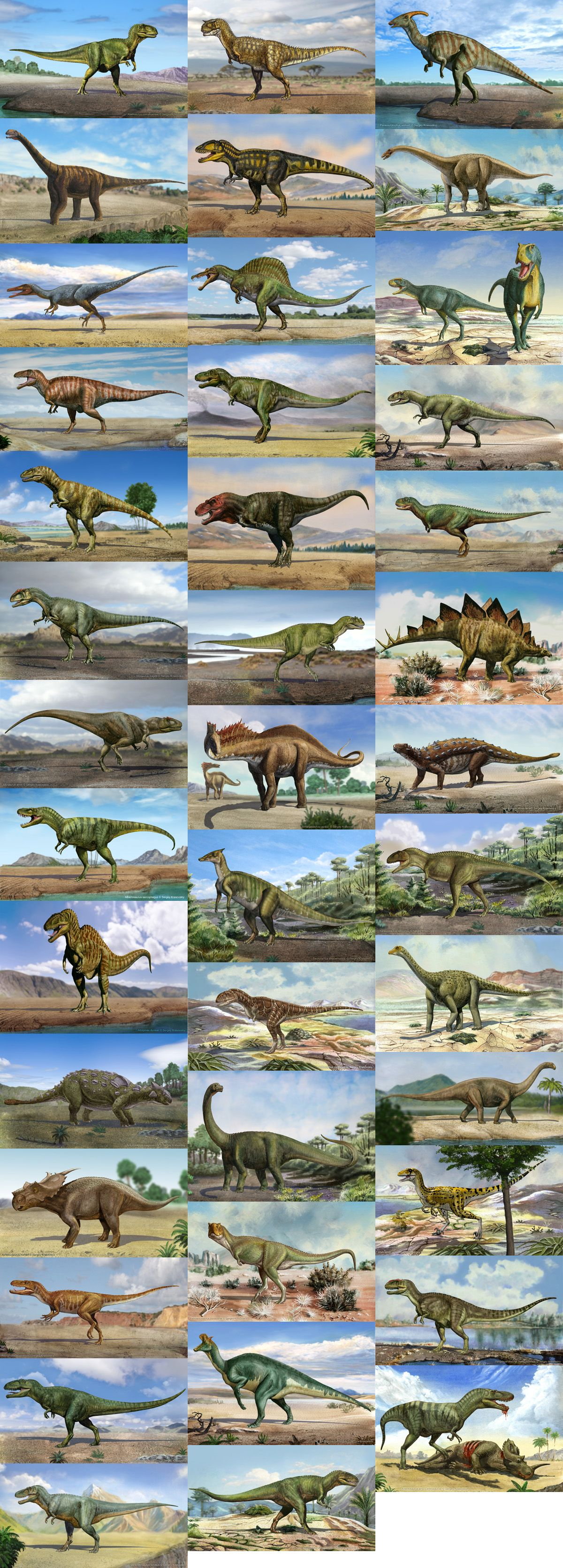 upgrade+DINOSAURS+by+atrox1.deviantart.com+on+@DeviantArt #dinosaurillustration