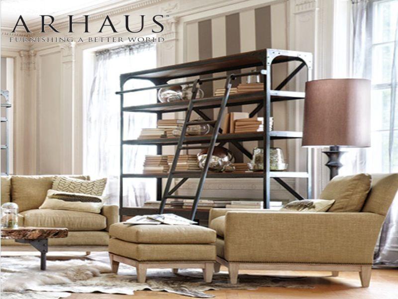 COLTON shelf at Arhaus.com