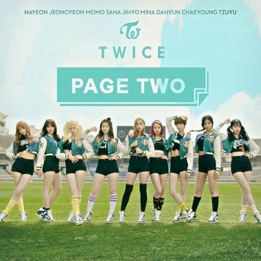 OnlineCover # TWICE # CheerUp #20160425 | Twice | Online