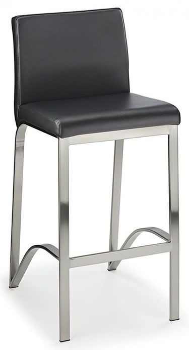 Brilliant Fozany Brushed Kitchen Breakfast Bar Stool Various Colours Ocoug Best Dining Table And Chair Ideas Images Ocougorg