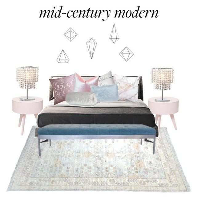 """""""modern elegance"""" by r-ogle ❤ liked on Polyvore featuring interior, interiors, interior design, home, home decor, interior decorating, Bloomingville, Zuo, Surya and Alexander"""