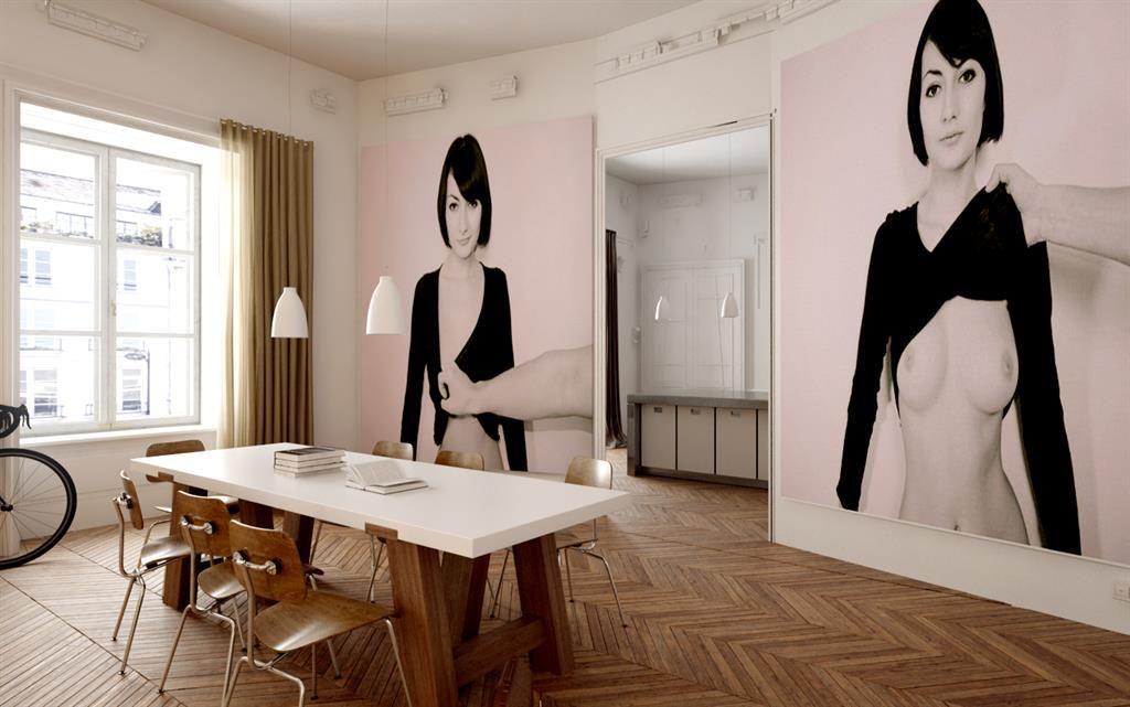 1000 images about dining room zoom sur les salles manger on pinterest - Salle A Manger Parquet Bois