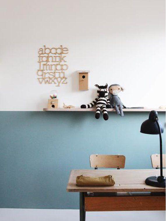 kleur-muur-verven-interieur-kinderkamer-babykamer-schilderen-wand ...