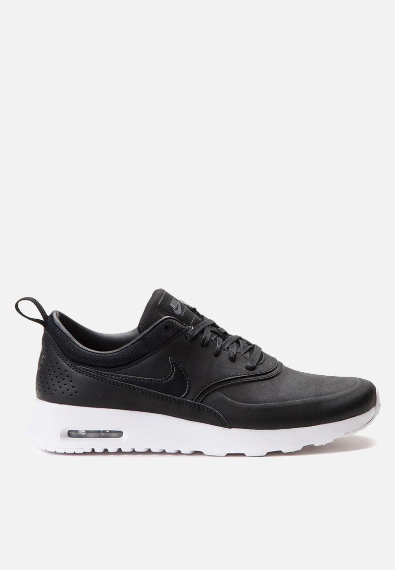Nike Wmns Air Max Thea PRM (Schwarz Anthrazit)