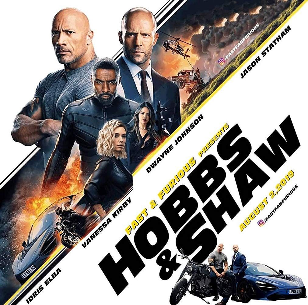 Download Fast And Furious Presents Hobbs Shaw 2019 In Dual Audio Hindi English Fast And Furious Full Movies Online Free Free Movies Online