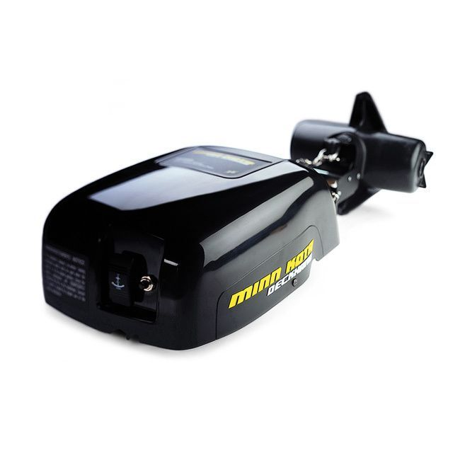 Minn Kota Deckhand 40 Anchor Winch | Boat | Electric boat