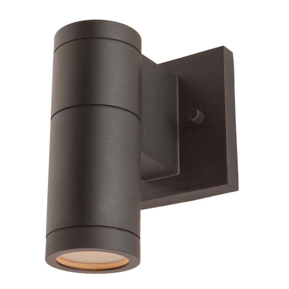 Voronezh light matte black outdoor sconce matte black lights
