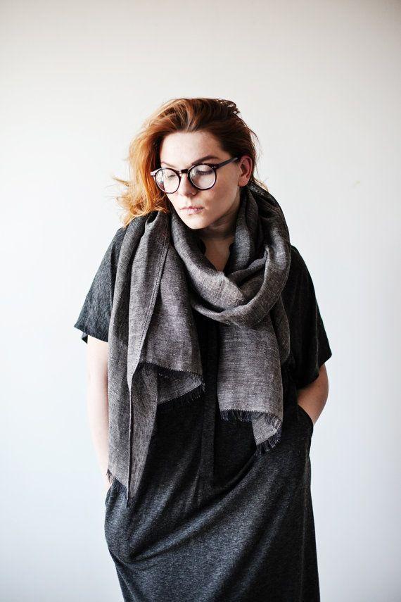 scarf por Japan Momiji designs en Etsy