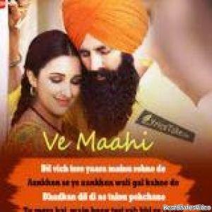 Ve Mahi Whatsapp Status Video Kesari Download - Hindi Song ...
